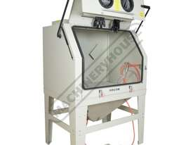 SBC-990 Sandblasting Cabinet Includes Vacuum Filter System - picture2' - Click to enlarge