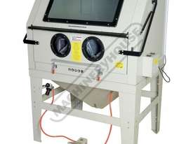 SBC-990 Sandblasting Cabinet Includes Vacuum Filter System - picture3' - Click to enlarge