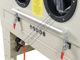 SBC-990 Sandblasting Cabinet Includes Vacuum Filter System - picture10' - Click to enlarge