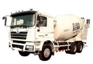 Xcmg Concrete Delivery Truck