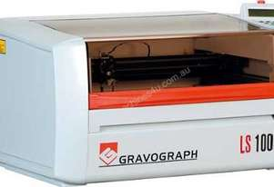 Gravograph CO2 Laser Engraving /LS100