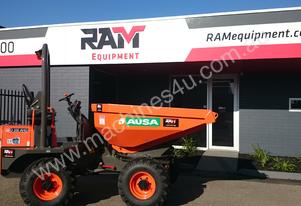 Used AUSA D350AHG Articulated Dumper 3.5 tonne