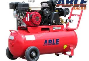 Petrol Air Compressor Honda 6.5HP 100LT 18CFM 125PSI