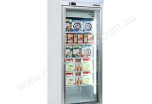 Bromic UF0500LF Flat Glass Door LED Display Freezer - 444L