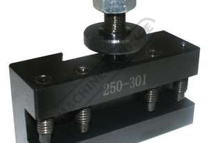 250-301 Quick Change Toolpost Holder - Std 200mm  Centre Height Suits Lathe L191D