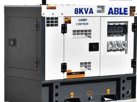 8 kVA Diesel Genset 240V - picture0' - Click to enlarge