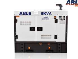 8 kVA Diesel Genset 240V - picture3' - Click to enlarge