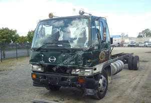 Hino GD 16/17/18/Harrier Cab chassis Truck
