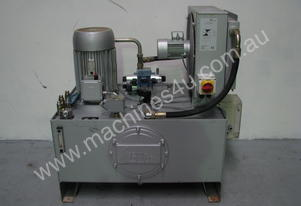 11kW Hydraulic Power Pack Unit - Bosch Rexroth