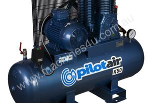 PILOT K50 10HP 3 PHASE AIR COMPRESSOR