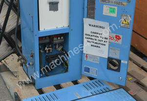 3 phase medium frequency DC spot resistance weld w