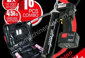 12V Rechargeable Grease Gun New Model GG06