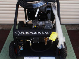 Pumps Australia Diesel Water Pressure Cleaner - picture5' - Click to enlarge