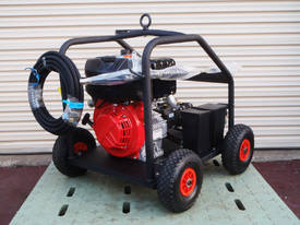 Pumps Australia Diesel Water Pressure Cleaner - picture10' - Click to enlarge