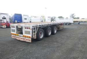Moore R/T Lead/Mid Flat top Trailer