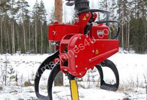 Mecanil SG160 Grapple Saw with Tilt