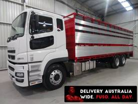 Fuso FV  Stock/Cattle crate Truck