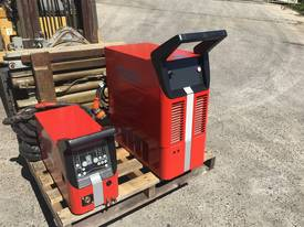 weldmax pts500 Amp water cooled