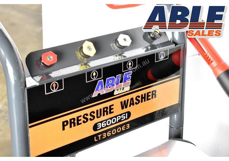 Electric 3 Phase 415V Washer 3600 psi