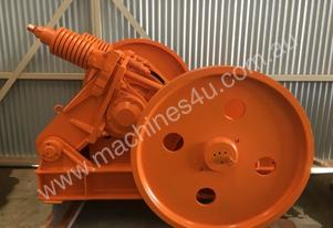 IBAG twin roll crusher