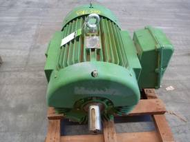 Used toshiba toshiba 100hp 3 phase electric motor 1440rpm for Toshiba electric motor data sheets
