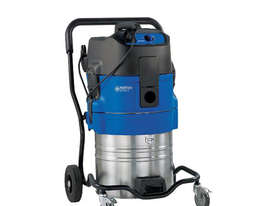 Nilfisk Wet Only Pump Out Industrial Vacuum complete with hose and tools ATTIX 751-61 - picture1' - Click to enlarge