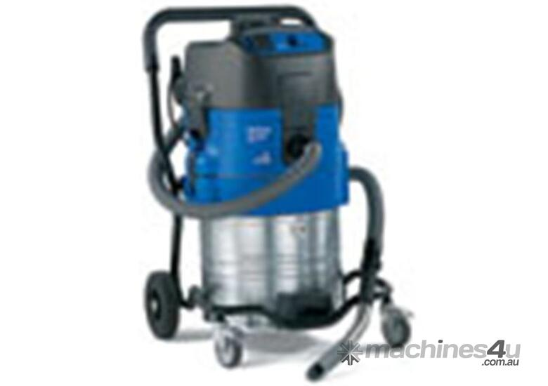 Nilfisk Wet Only Pump Out Industrial Vacuum complete with hose and tools ATTIX 751-61