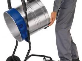 Nilfisk Wet Only Pump Out Industrial Vacuum complete with hose and tools ATTIX 751-61 - picture7' - Click to enlarge