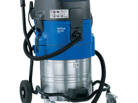 Nilfisk Wet Only Pump Out Industrial Vacuum complete with hose and tools ATTIX 751-61 - picture8' - Click to enlarge