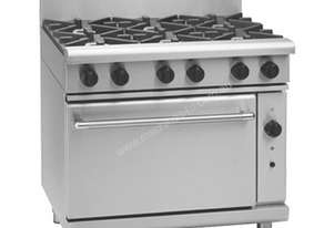 Waldorf 800 Series RN8610GC - 900mm Gas Range Convection Oven