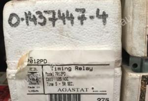 AGASTAT ELECTRO MECHANICAL RELAY  7012PD  #P