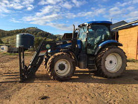 New Holland TS135A Diesel Tractor