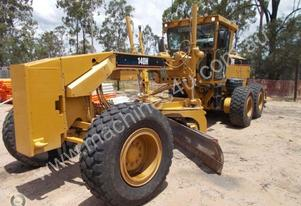 Caterpillar 2007   140H-II