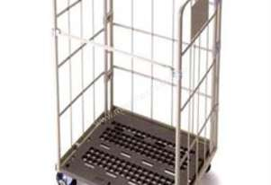 Prestar Worktainer Trolley 500kg Open 3 Sides