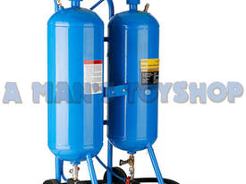 AIR SODA BLASTER TWIN TANKS 76 LITRE