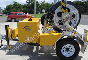 1.5 Tonne Self Loading Cable Trailers