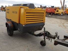 ATLAS COPCO XAS136 290CFM MOBILE DIESEL AIR COMPRESSOR - picture2' - Click to enlarge