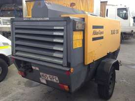 ATLAS COPCO XAS136 290CFM MOBILE DIESEL AIR COMPRESSOR - picture0' - Click to enlarge