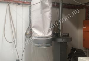 Ville-Tec Single bag Dust Extractor