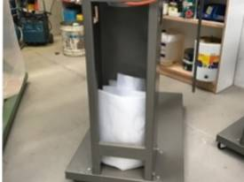 Ville-Tec Single bag Dust Extractor - picture5' - Click to enlarge