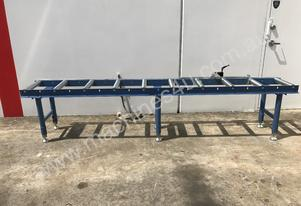 Length Stop Roller Conveyor - 3000mm