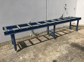 Length Stop Roller Conveyor - 3000mm - picture1' - Click to enlarge