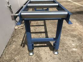 Length Stop Roller Conveyor - 3000mm - picture4' - Click to enlarge