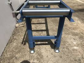 Length Stop Roller Conveyor - 3000mm - picture5' - Click to enlarge