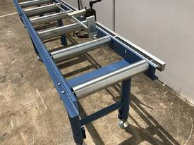 Length Stop Roller Conveyor - 3000mm - picture11' - Click to enlarge