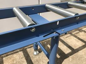 Length Stop Roller Conveyor - 3000mm - picture15' - Click to enlarge