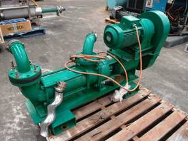 Helical Rotor Pump - In: 100mm Out: 100mm. - picture1' - Click to enlarge