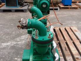 Helical Rotor Pump - In: 100mm Out: 100mm. - picture2' - Click to enlarge