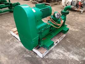 Helical Rotor Pump - In: 100mm Out: 100mm. - picture3' - Click to enlarge
