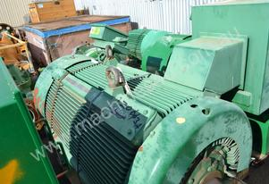 335kw 8 Pole 3300v AC electric motor